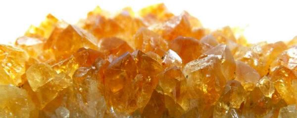 pierre citrine en lithothérapie