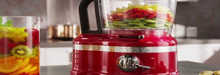 achat en ligne de robots de cuisine