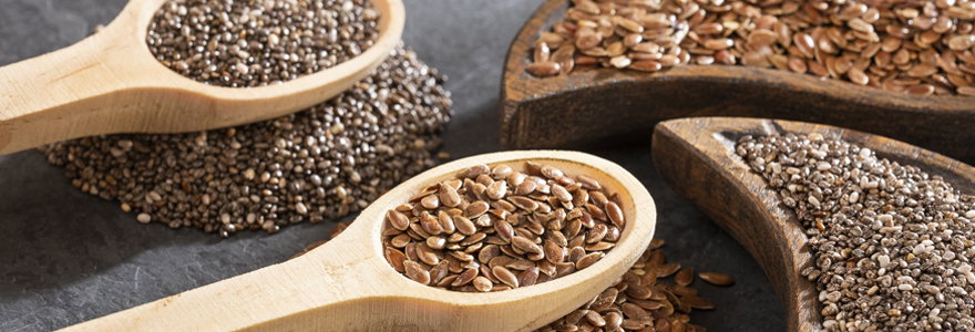 Consommer des graines de chia