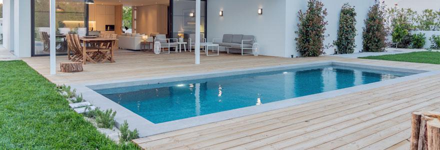 Installation de piscine
