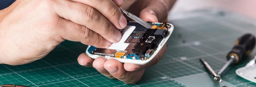 Réparer soi-même son téléphone