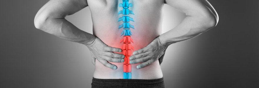 soulager le mal de dos   douleurs lombaires